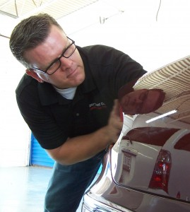 san antonio paintless dent repair profesional