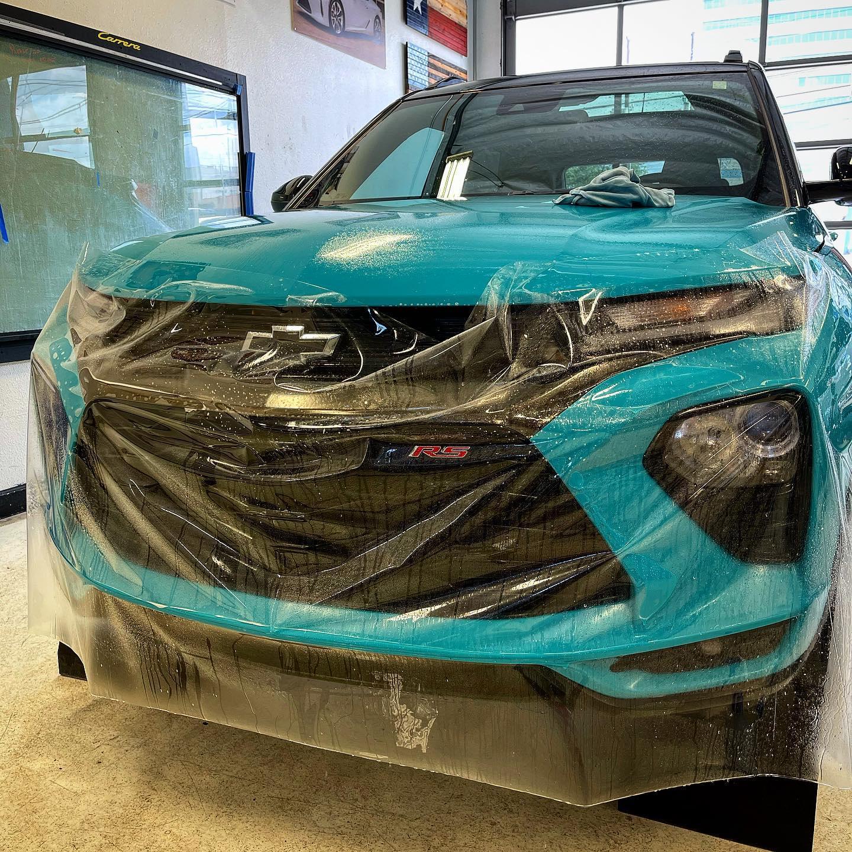 chevy-trailblazer-paint-protection-film