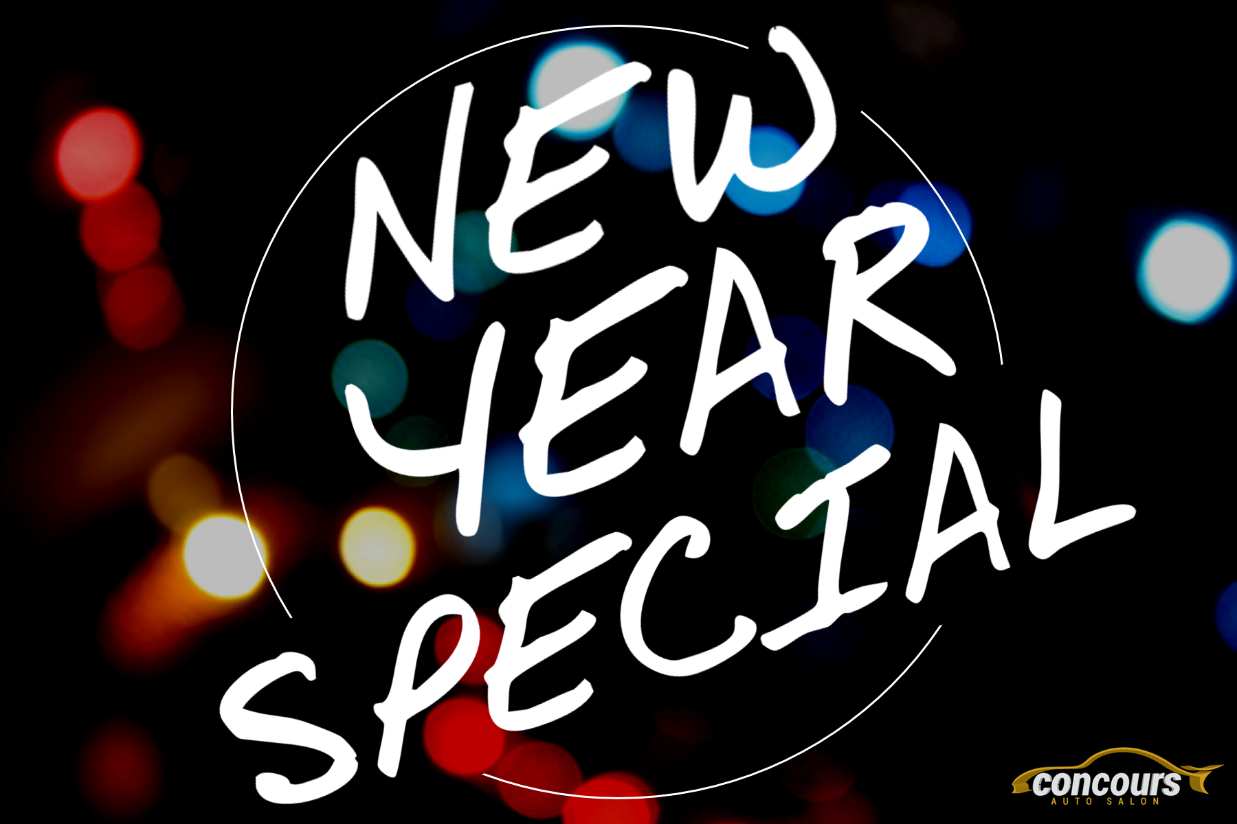 Concours Auto Salon New Year Special