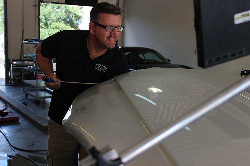 Home Paintless Dent Repair Auto Detailing Xpel Suntek