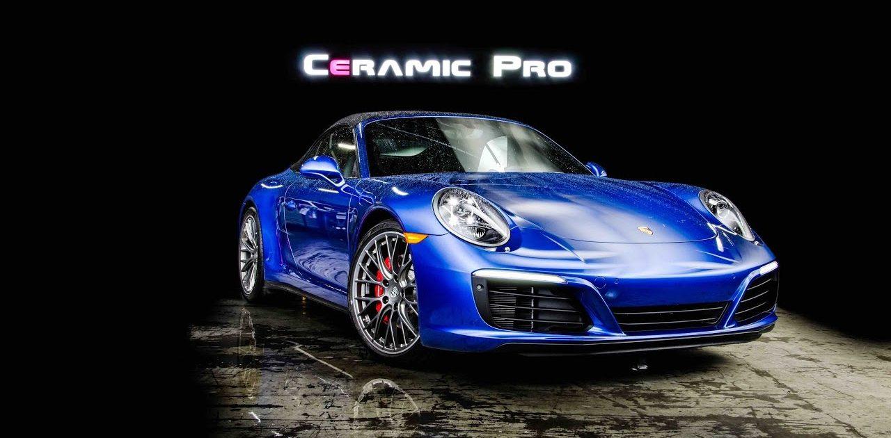 Ceramic Pro Auto Spa
