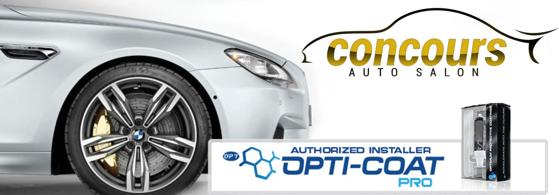 San Antonio Auto Odor Removal >> opti-coatCAS - Concours Auto Salon